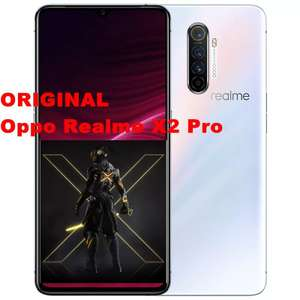 """Realme X2 Pro 6/64 6.5"""" Amoled90Hz HDR10+ snap855+ NFC стерео Dolby atmos"""