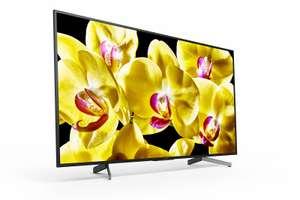 """Телевизор 54.6"""" Sony KD-55XG8096 (2019), UHD 4k Smart TV"""