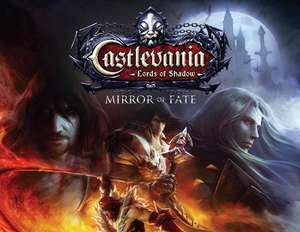 [PC] Распродажа игр (напр. Castlevania: Lords of Shadow – Mirror of Fate)