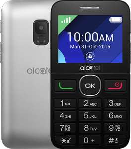 [не все города] Мобильный телефон Alcatel 2008G с кредлом
