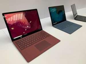 Surface Pro 6 + Surface Laptop 2 предзаказ ($899)