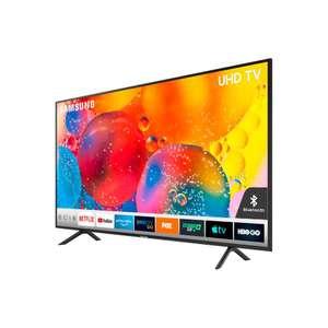 "Телевизор Samsung UE75RU7100U 74.5"" (2019), UHD 4k Smart TV 100 Гц"