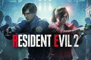 [PS4] RESIDENT EVIL 2 Deluxe Edition