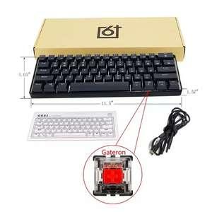 Механическая клавиатура GK61