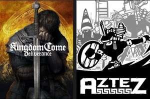 [PC] Kingdom Come: Deliverance и Aztez бесплатно