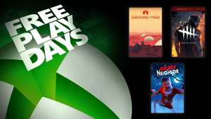 [XBOX LIVE GOLD] Дни бесплатной игры в Surviving Mars, Dead by Daylight и Secret Neighbor.