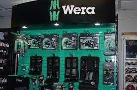 Скидка 30% на инструменты WERA (напр., Набор отверток диэлектрических за 2323₽)