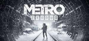 [PC] Metro: Exodus - Standard Edition + Gold Edition в описании (с купоном магазина)