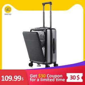 20-дюймовый чемодан для деловых поездок NINETYGO 90FUN