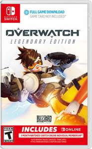 [Nintendo Switch] Overwatch Legendary Edition