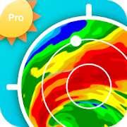 Weather Radar Pro временно бесплатно (Android)