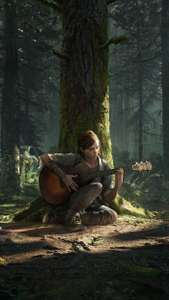[PS4] Динамическая тема The Last Of Us 2