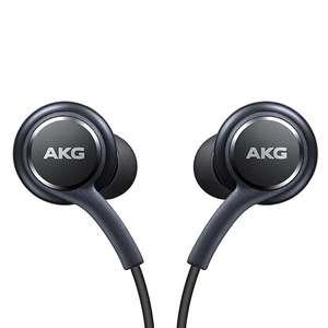 Оригинальные наушники Samsung 3.5mm AKG за 5.99$