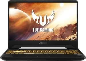 ASUS TUF Gaming FX505DV-BQ007T R5-3550H RTX2060 6GB VRAM 8GB RAM 512 GB SSD W10