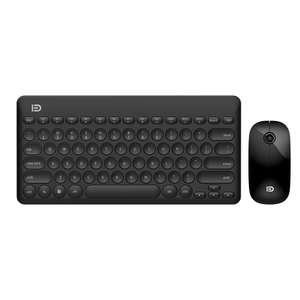 Ultra Slim клавиатура и мышь FUDE IK6620 2.4G за 15.99$