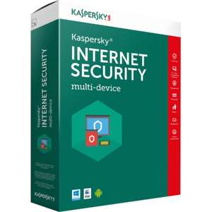 Kaspersky Internet Security на 2 устройства 1 год