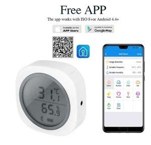Беспроводной термометр-гигрометр INKBIRD IBS-TH1 $17.96