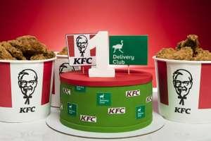 -15% на заказ в KFC через Delivery Club