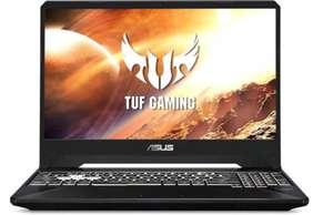 ASUS TUF Gaming FX505DT-AL025 (15.6 IPS 120 Hz, Ryzen 7 3750H, 8/256Gb SSD, GTX1650)