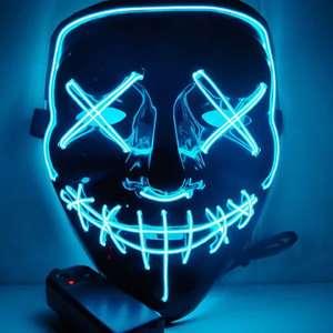 Светящаяся маска для Хэлуина за $5.45