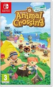 [Nintendo Switch] Animal Crossing: New Horizons