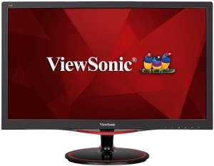 Игровой (можно и кино посмотреть) монитор ViewSonic VX2458-MHD (144Гц)