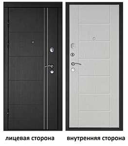 [Мск] Дверь входная Дверной континент Теплолюкс в petrovich