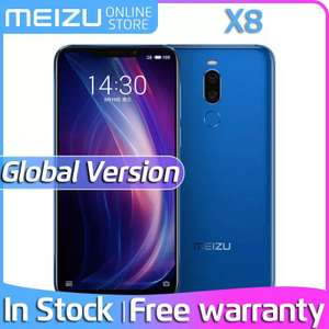 Meizu x8 4/64 global official