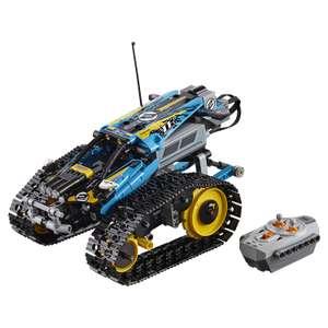 -20% практически на всё LEGO (напр. LEGO Technic с ДУ Скоростной вездеход 42095)