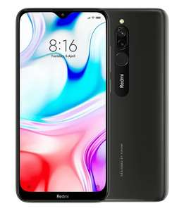 Xiaomi Redmi 8 4/64Gb Black Global Version