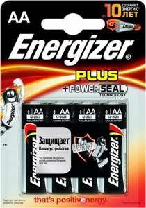 Батарейка Energizer Base AA 1 шт. в Евросети [не все города]