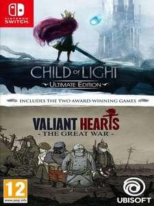 [Nintendo Switch] Child of Light и Valiant Hearts