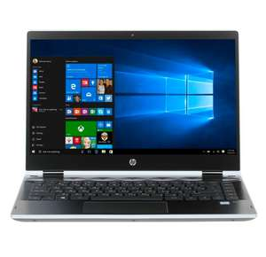 "Ноутбук HP PAVILION 14-dh0000ur x360 (i3 8130U/14""IPS/1920x1080/4GB/128GB SSD/Wi-Fi/Bluetooth/Windows 10 Home)"