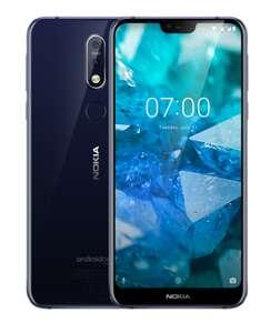 [не все города] Nokia 7.1 32GB Blue