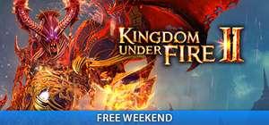 [PC/Steam] Бесплатные выходные в Kingdom Under Fire 2 (с 20.02 по 24.02)