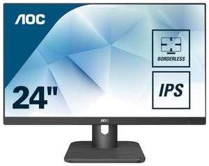 """Монитор AOC 24E1Q (24""""IPS, 5ms, 75+ Hz)"""