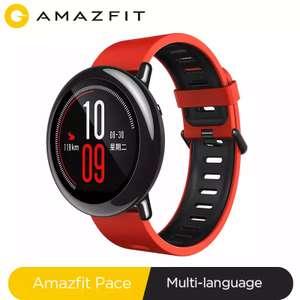 Amazfit Pace (цена с купоном 200/400)