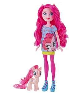 "Игровой набор My Little Pony Mlpeg Fashion Dolls ""Пони Пинки Пай"""