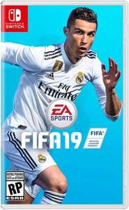 [Nintendo switch] FIFA 19