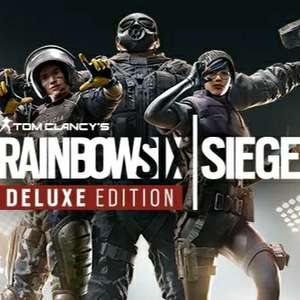 TOM CLANCY'S RAINBOW SIX® SIEGE - DELUXE (с подпиской от 395р, pc-game)