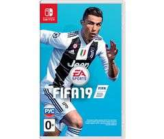 Nintendo Switch  FIFA 19 с 25 февраля