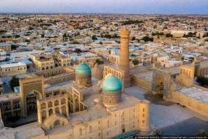 15% скидка на билеты в Узбекистан с Nordwind