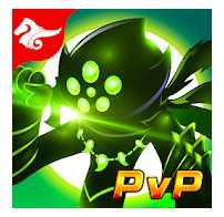 League of Stickman 2018- Ninja Arena PVP