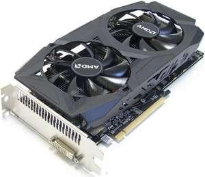 Видеокарта PCI-E PowerColor Radeon RX 580 в xcom-shop