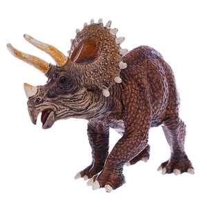 Реалистичная модель динозавра Triceratops за 7.99$