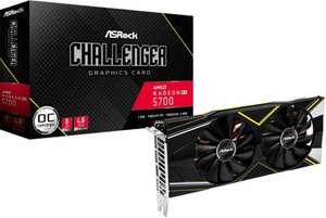 Видеокарта ASRock Radeon RX5700 Challenger D OC 8Gb
