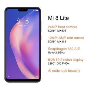 Смартфон Xiaomi Mi 8 Lite 6+64 ГБ