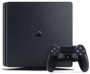 Скидки на консоли PS4 (напр. PlayStation 4 Slim (500GB) (CUH-2216A))
