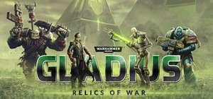 Распродажа игр от Slitherine Ltd. (например, Warhammer 40к: Gladius - Relics of War)