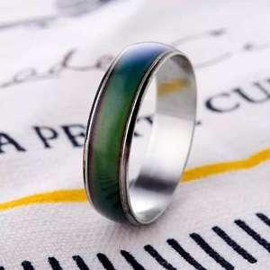 Кольцо, меняющее цвет в зависимости от настроения